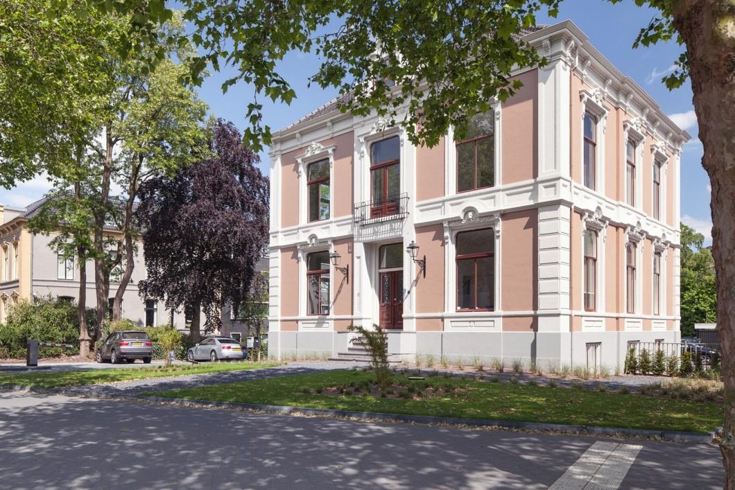Kantoorvilla zwolle for Dat architecten