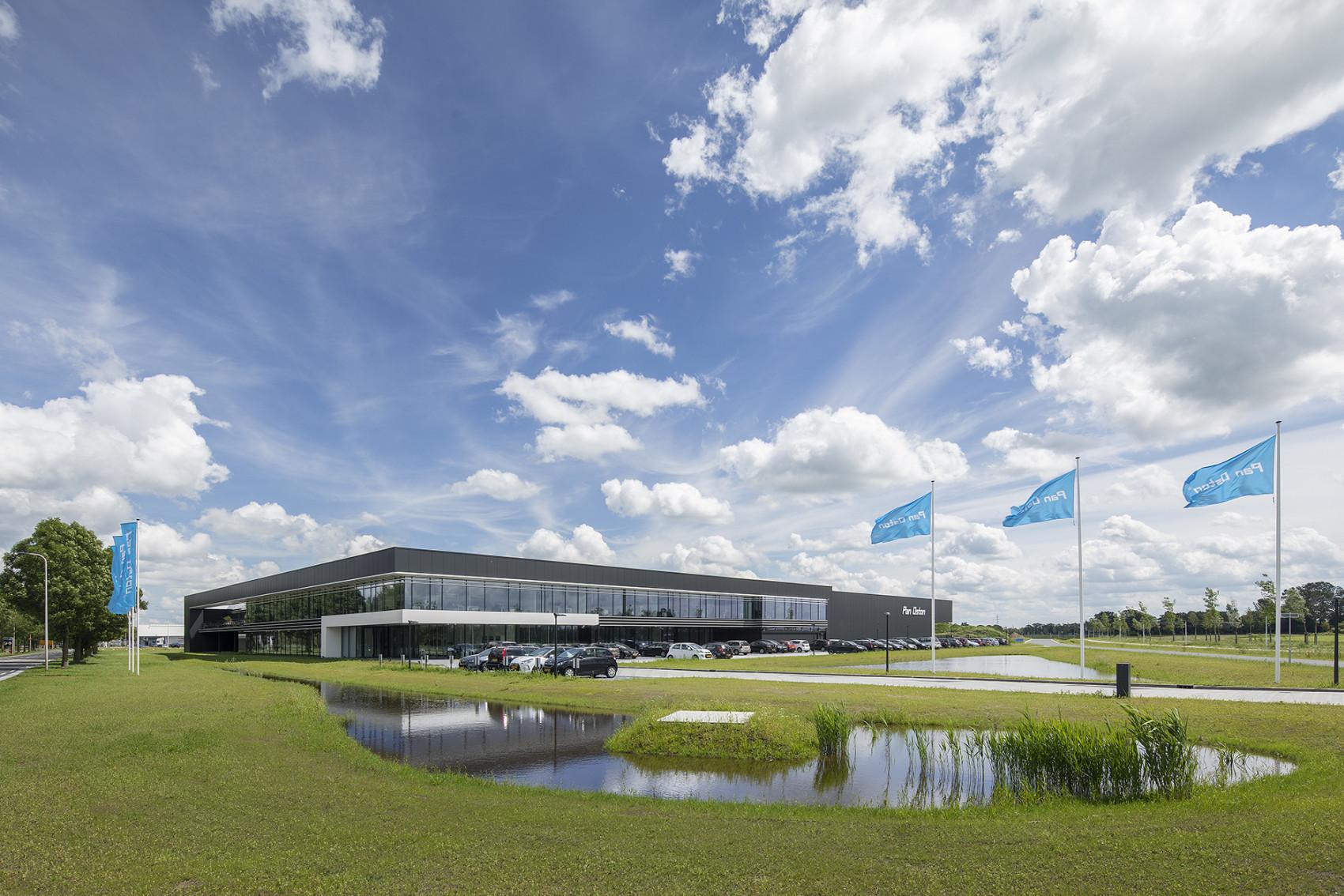 Nieuwbouw bedrijfspand Pan Oston, Raalte