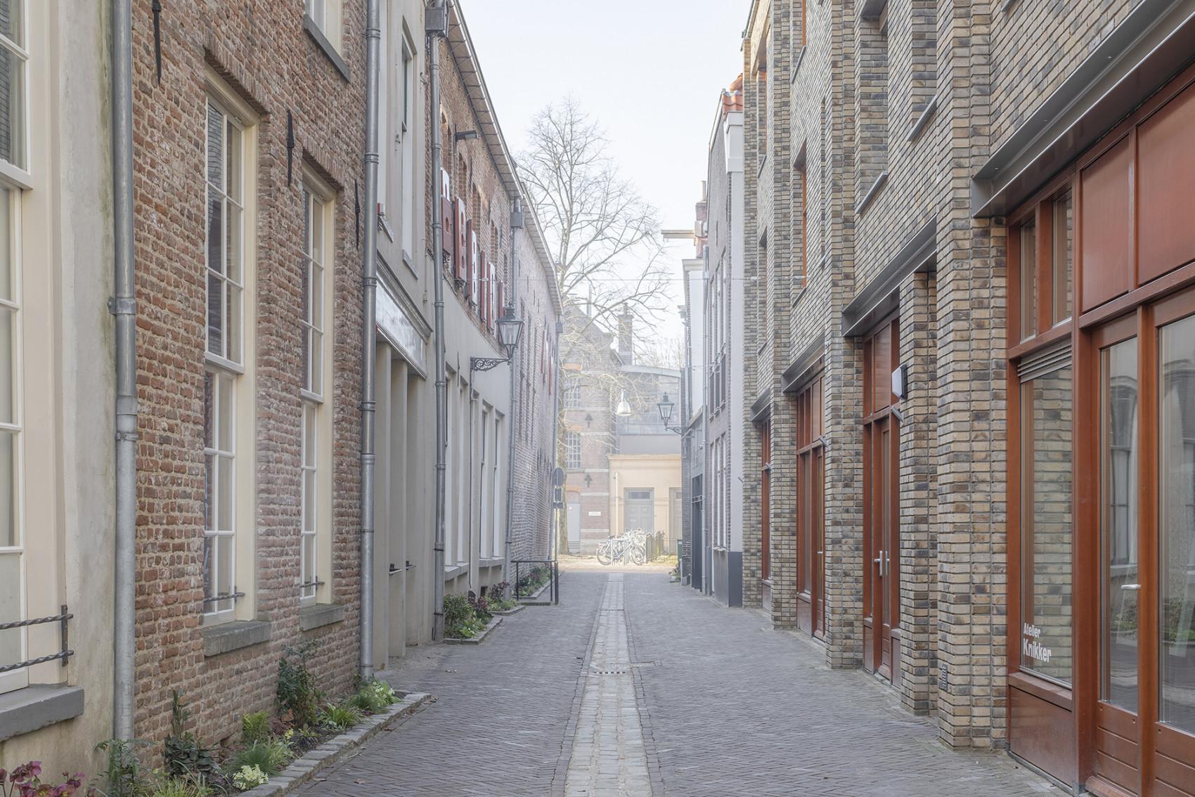 Nieuwbouw De Blijde in historisch Zwolle